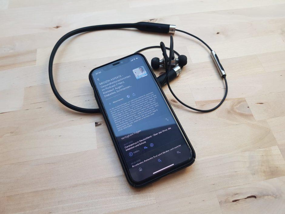 GooglePodcasts nun auch für iOS – Auditives Marketing gegenüber medizinischen Fachkreisen und Laien